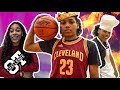 Zia Cooke Is The QUEEN Of The Overtime Challenge Calls Out Steph Curry Shows INSANE Layup Package