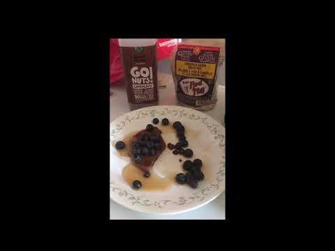 Quick Pancakes•Bob's Red Mill Cinnamon Raisin Bread Mix•Wheat-free 🇨🇦
