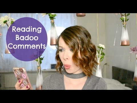 Reading my Badoo comments | #TerriTalk