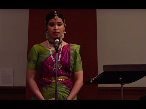Abhinaya Lahari: Waves of Expression  | Anuka King | TEDxColumbiaUniversity