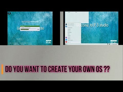 Create your custom OS in just few clicks