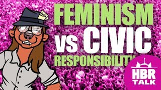 Boundary issues: Feminism vs civic accountability - HBR Talk 27