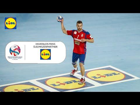 Férfi kézilabda EB 2020 🤾 | Lidl