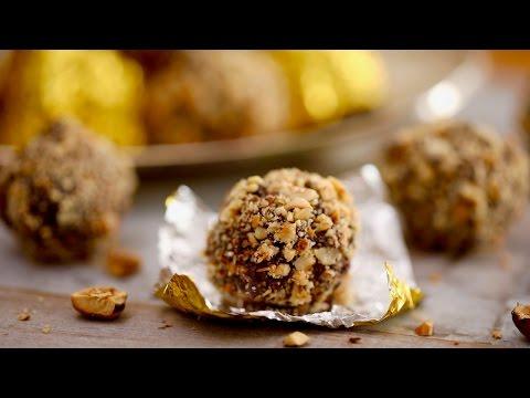 Homemade Ferrero Rocher (Hazelnut Truffles) Gemma's Bigger Bolder Baking Ep 152