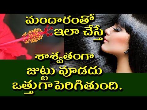 మందారంతో తప్పక జుట్టు ఒత్తుగా పెరిగితుంది | Hibiscus flower,leaves uses to stop hair loss, dandruff.