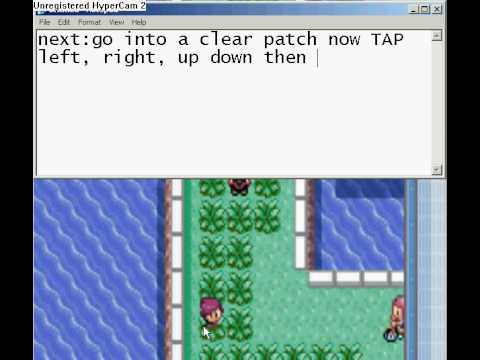 How To Get a Lugia in Pokemon Emerald