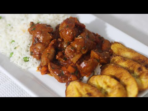 Simple Chicken Gizzard and Tomato Stew | AVARESE KITCHEN