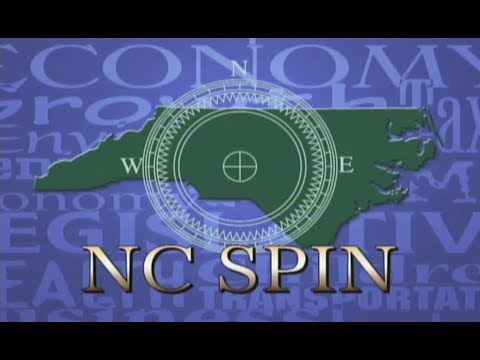 NC SPIN episode #1020 Air Date 06/01/2018