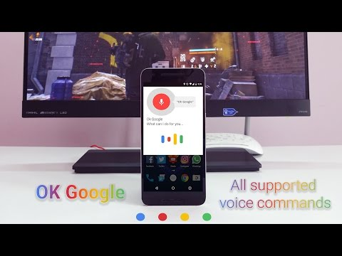 OK Google tricks | All supported voice commands