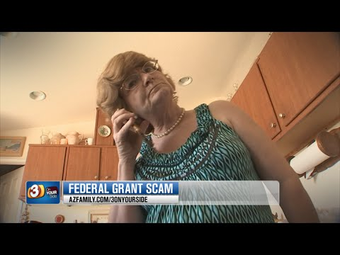 Don't fall for the 'Federal Grant Scam'