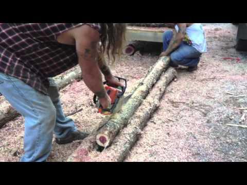Cedar Garden Planter Beds with Catskill Mountain Woodsmen