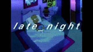 Download nelu x lil termo - late night Video