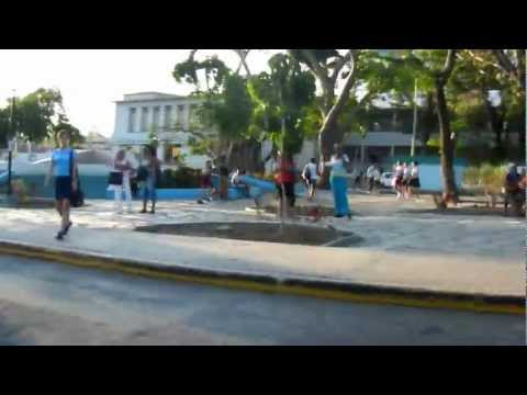 Driving around Santiago De Cuba 3