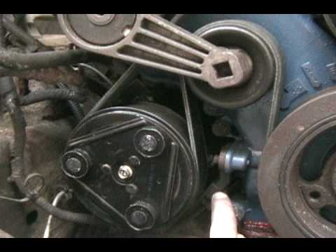 F150 Engine Transmission Installed part 2