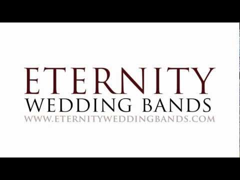 100% CONFLICT FREE DIAMONDS from eternity wedding bands