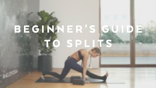 How To: Splits For Beginners with Action Jacquelyn