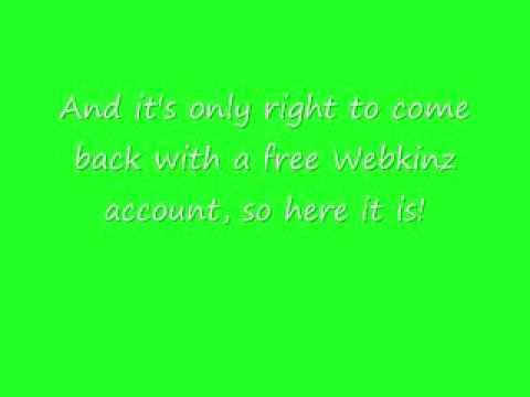 Free Webkinz Account