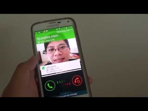 Samsung Galaxy S5: How to Turn On Caller ID Read Out Aloud