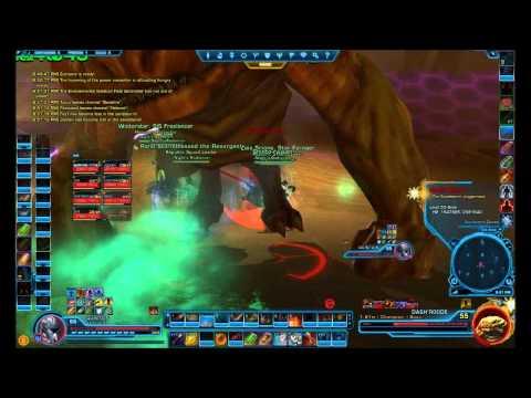Night;s Radiance Dash'Roode 8 Man Hard Mode S&V Tank POV
