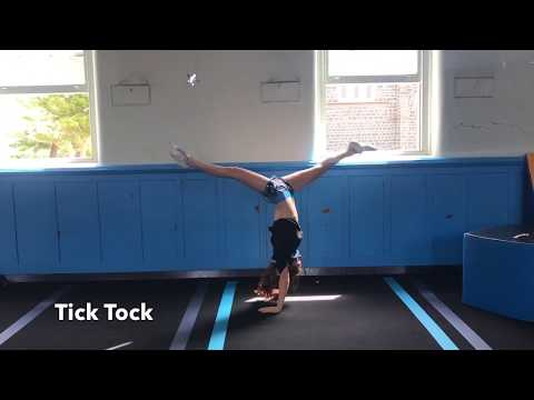 Front Walkover Drills