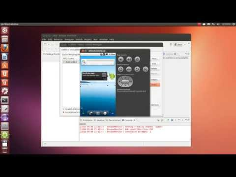 Setting Up Eclipse For Android Development (Ubuntu)