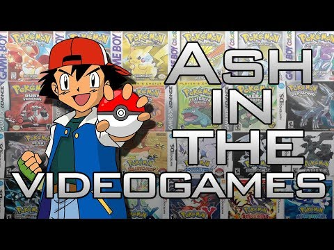 Pokemon Theory - Ash Ketchum's Role in The Videogame Universe