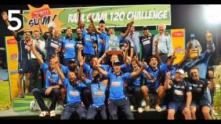 Top 7 Cricket Leagues | 2017