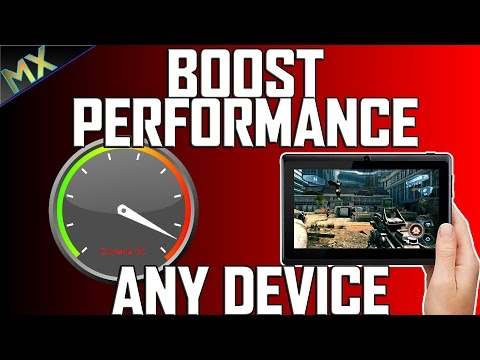 Boost Performance on Any Rooted Android Device