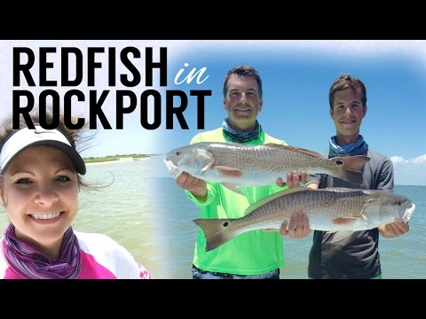 Fishing in Rockport - Texas Travel