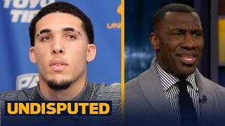 Shannon Sharpe explains why the Ball brothers playing in Lithuania isn