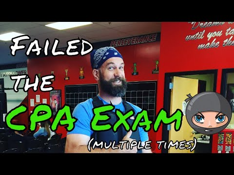 Failed CPA Exam: How To Reschedule & Retake (and NOT quit!)