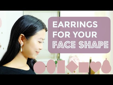 How to Choose Earrings for Your Face Shape