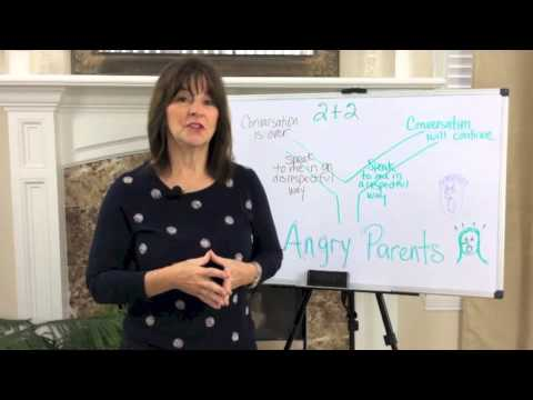 How To Handle An Angry Parent With Class and Calm!