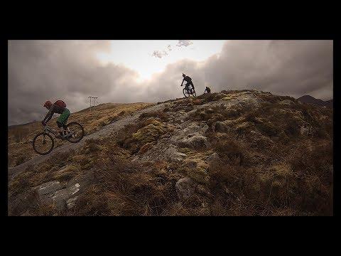 Devil's Staircase Glencoe MTB Scotland