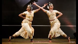 Electrifying Bhupalam Thillana - Sridevi Nrithyalaya - Bharathanatyam Dance