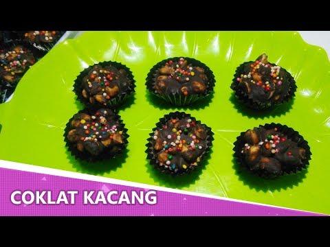 Resep Coklat Kacang Lebaran - Resep Kue Lebaran