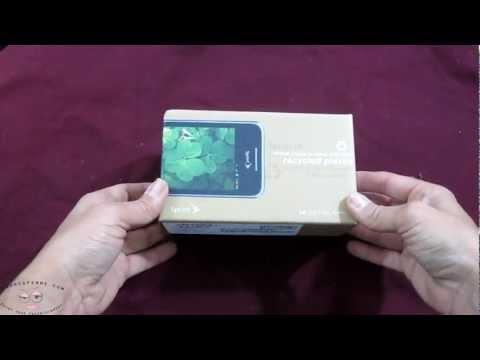 Sprint Optimus Elite Unboxing & First Impressions