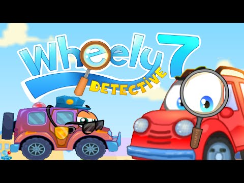Wheely 7 Walkthrough All Levels 1 - 15