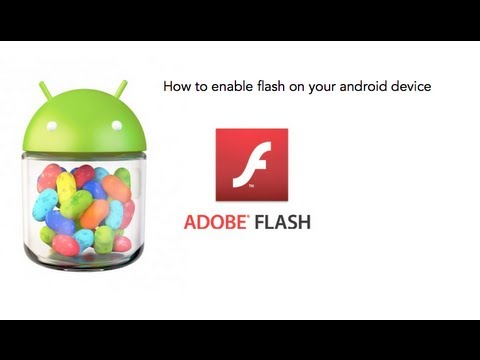How to: Get flash working on your Android device