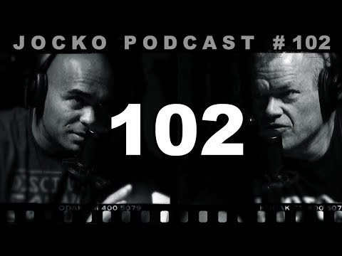 Jocko Podcast 102 w/ Echo Charles:  No One Owes You Anything
