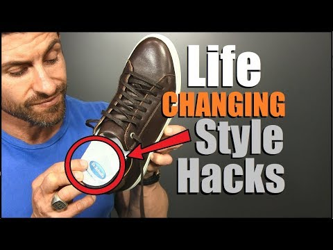 6 LIFE CHANGING Style Hacks EVERY Guy Should Know!