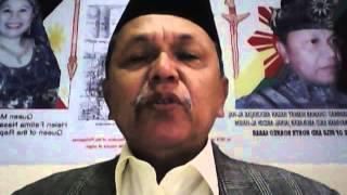 RAJA MOHAMMAD GHAMAR MAMAY HASAN ABDURAJAK - RAJA DI SULU