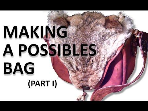 Making a Possibles Bag (Part 1)