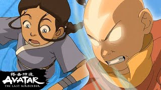 """Aang's Avatar State Gets Triggered! 😡🔥 """"The Avatar State"""" Full Scene 
