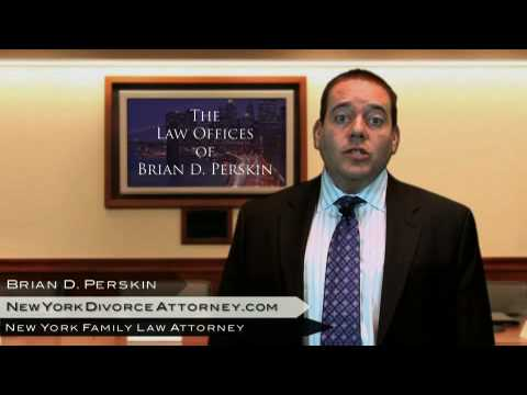New York Divorce Attorney with Trial Experience