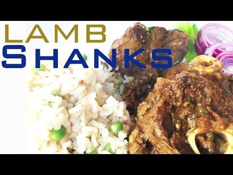 How to Make Lamb Shank Karahi Curry