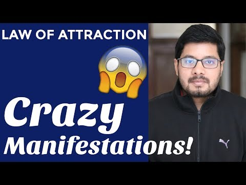 MANIFESTATION #81: Law of Attraction Success Story - How to Get What You Want, Exactly! [SHOCKING]