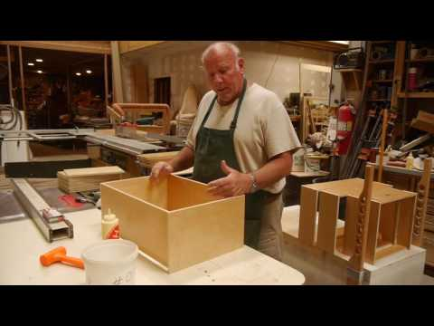 How To Build Mid-Century Modern Furniture Part Four