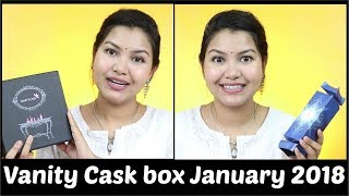 Vanity Cask January | Free Thalgo products worth Rs 3910 / indiangirlchannel trisha