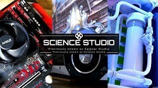 LIVE Q&A | Ask Me Anything! - Science Studio After Hours #16